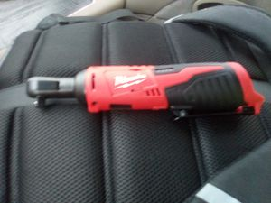 Milwaukee 3/8 ratchet for Sale in Newberg, OR