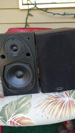 Polk audio speakers for Sale in Williamstown, NJ