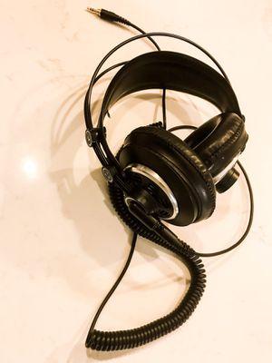 AKG semi-open studio headphones for Sale in Harrisonburg, VA