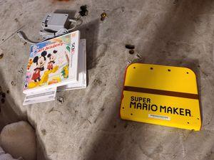 Nitendo 2ds super Mario maker version for Sale in St. Louis, MO