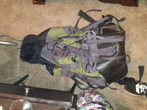 Camping / hiking backpack 60L for Sale in Denver, CO