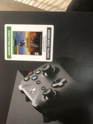 Xbox One X player unknown bundle for Sale in Silver Spring, MD