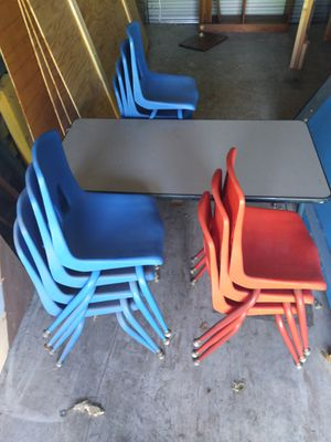 Kids table and chairs for Sale in Coppell, TX