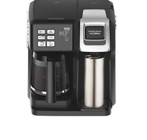 Hamilton beach flex brew 2-way coffee maker for Sale in Fort Worth, TX