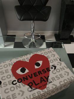 Comme De Garçon Converse for Sale in Columbia,  SC
