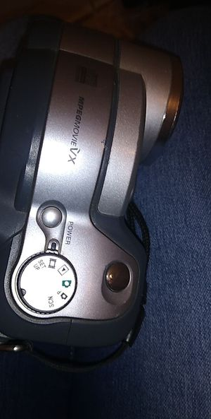Sony Mavica MVC-CD3503.2MP Digital Camera - Black Silver. for Sale in Selma, TX