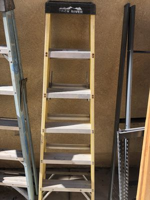 6 ft ladders for Sale in Eastvale, CA