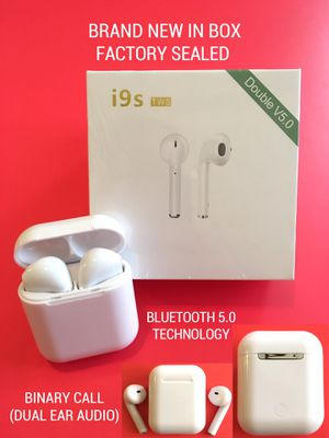 BLUETOOTH EARPHONES (BRAND NEW IN SEALED BOX) for Sale in Lewisville, TX