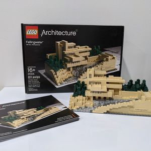Lego Architecture Falling Water 21005 for Sale in Beaverton, OR