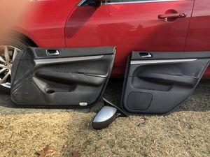 Passenger front/rear door panels Infiniti G35 sedan for Sale in Silver Spring, MD