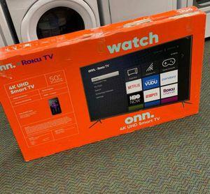 """Brand New ONN ROKU TV 32"""" Open box w/ warranty 0T for Sale in Beverly Hills, CA"""