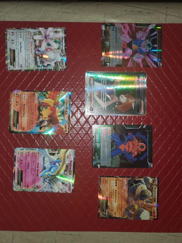 Pokemon Cards & Dragon Ball Z