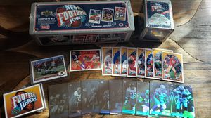 1991 Upper Deck Master Set Collection (98% Complete) for Sale in Stockton, CA