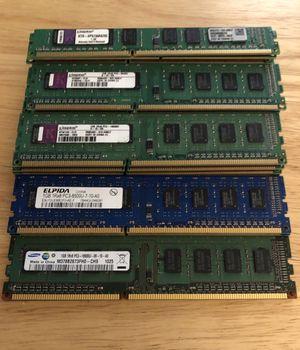 1GB Desktop Computer Memory(Qty: 29) for Sale in Troutville, VA