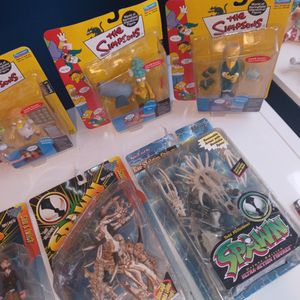 Collectibles Simpsons And Spawn for Sale in Peoria, IL