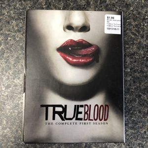 "TrueBlood ""The Complete First Season"" 10013109-11 for Sale in Tampa, FL"