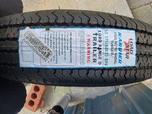 Spare trailer rim and tire for Sale in Murfreesboro, TN