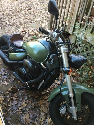 2007 suzuki blvd custom motorcycle for Sale in Dallas, GA