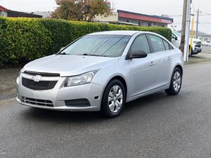 2012 Chevy Cruz for Sale in Tacoma, WA