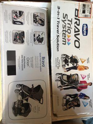 Chico 3-in-1 travel stroller for Sale in Austin, TX