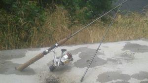 Viper graphite fishing rod n reel for Sale in Modesto, CA