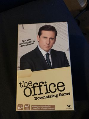 The office Downsizing board game for Sale in Scottsdale, AZ