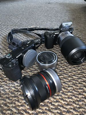Sony camera works very wells for Sale in Washington, DC