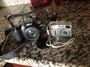 2 Nikon Coolpix for Sale in Los Nietos, CA