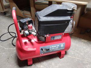 6 gallon air compressor for Sale in North Las Vegas, NV
