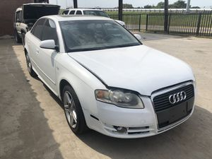 2007 Audi A4 for parts PARTS ONLY for Sale in Dallas, TX