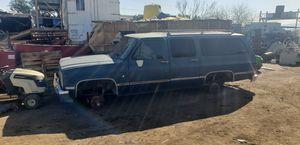 1986 Chevy Suburban PART OUT for Sale in Phoenix, AZ