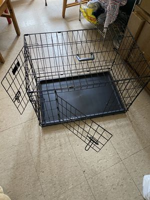 iCrate Double Door Folding Dog Crate, 30 for Sale in The Bronx, NY