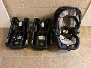 Baby Jogger City Go - Infant Car Seat and 2 Bases for Sale in Oreland, PA