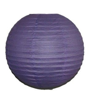 """Wholesale Lot 24 Pack - Party Paper Lantern-Round 12""""-Luau Supplies- Oriental/Chinese Lamps - Lavender for Sale in Kissimmee, FL"""