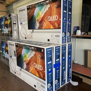 82 INCH SAMSUNG QLED Q6 Q60R BRAND TVS for Sale in Burbank, CA