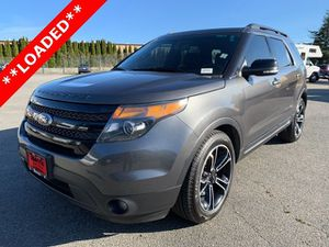 2015 Ford Explorer for Sale in Lynnwood, WA