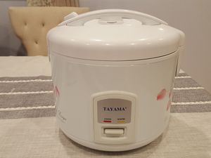 8 cup rice cooker for Sale in Pasadena, CA