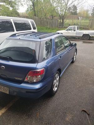 2007 Subaru Impreza Outback for Sale in Richmond, VA