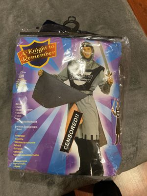 A Knight to Remember ADULT Halloween Costume! for Sale in Miami, FL