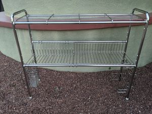 over the sink wire dish rack for Sale in Tucson, AZ