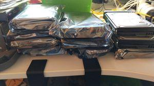 10x 3tb SAS/SATA HGST HDDs for Sale in Livonia, MI