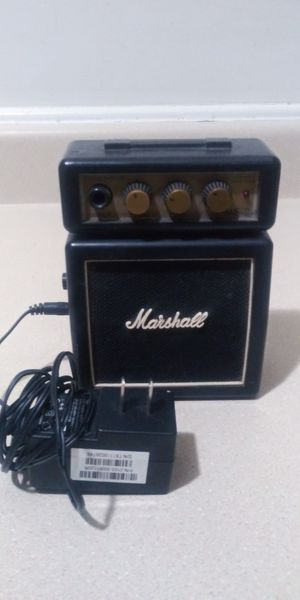 Marshall mini amp for Sale in Kansas City, MO