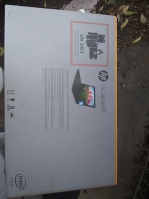 HP laptop touchscreen notebook for Sale in San Diego, CA