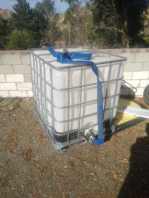Fairly new water tank for Sale in San Fernando, CA