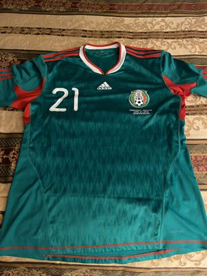 Mexico jersey with bofo name and number size is large in good condition for Sale in Perris, CA