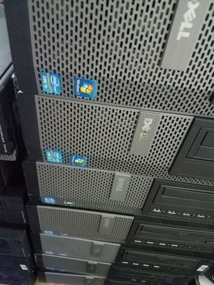 Lot of 10 Dell OPTIPLEX 7010 EGG i3-3220 3.4GHz 4gb 250gb PC Desktop for Sale in District Heights, MD
