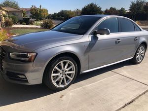 Audi A4 premium plus s-line turbo for Sale in Brentwood, CA