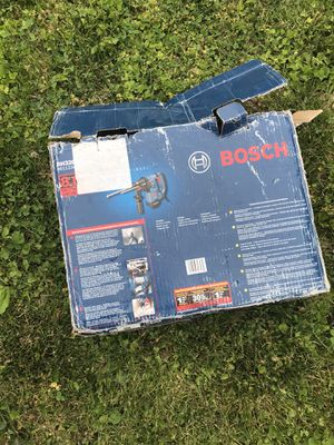 Bosch hammer drill new for Sale in Rockville, MD
