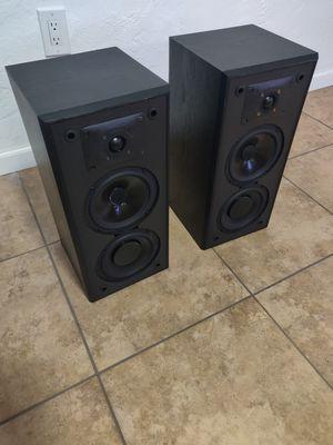 Polk audio monitor series 2 both speakers working great for Sale in Glendale, AZ