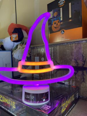 LED Witch Hat for Sale in Olympia, WA